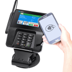 In addition to selecting VeriFone mobile POS, Jones Group also is deploying the MX 915 payment-enabled media solution at Jones New York and Nine West retail locations. (Photo: Business Wire)
