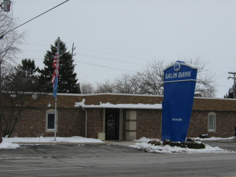 Former Salin Banking Center - Burlington, Indiana (Photo: Business Wire)