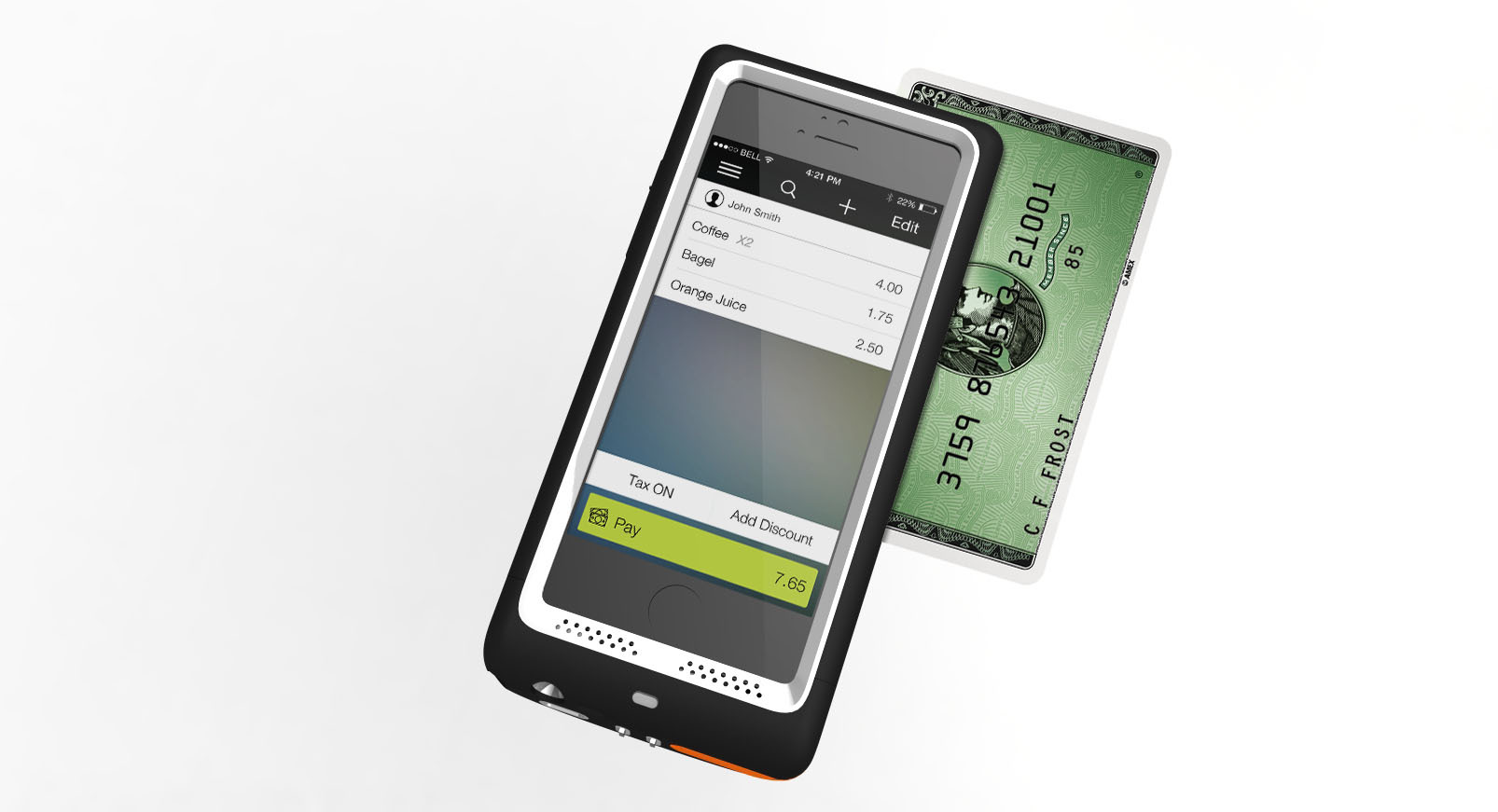 Introducing ShopKeep Mobile, the handheld register that is a complete POS system in your pocket.
