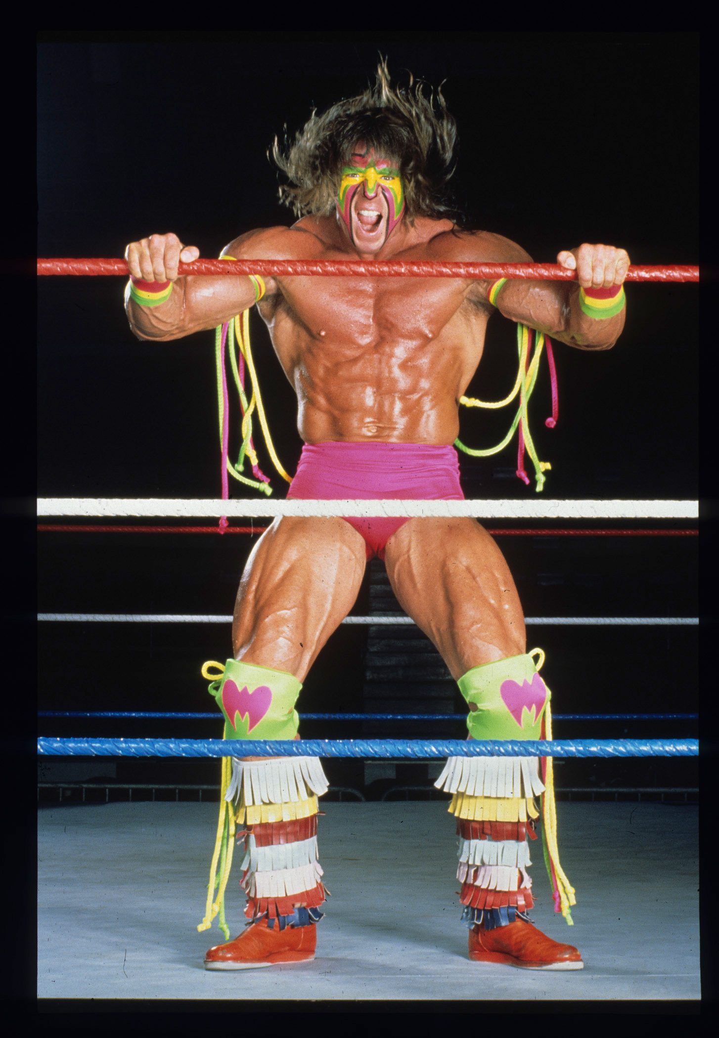 The Ultimate Warrior To Be Inducted Into The Wwe 174 Hall Of
