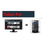 Ticket Pot (Photo: Business Wire)