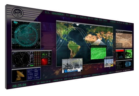 Clarity(TM) Matrix LCD Video Wall System with G2 Architecture (Photo: Business Wire)