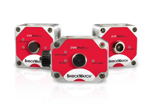 ShockLog impact recorders (Photo: Business Wire)