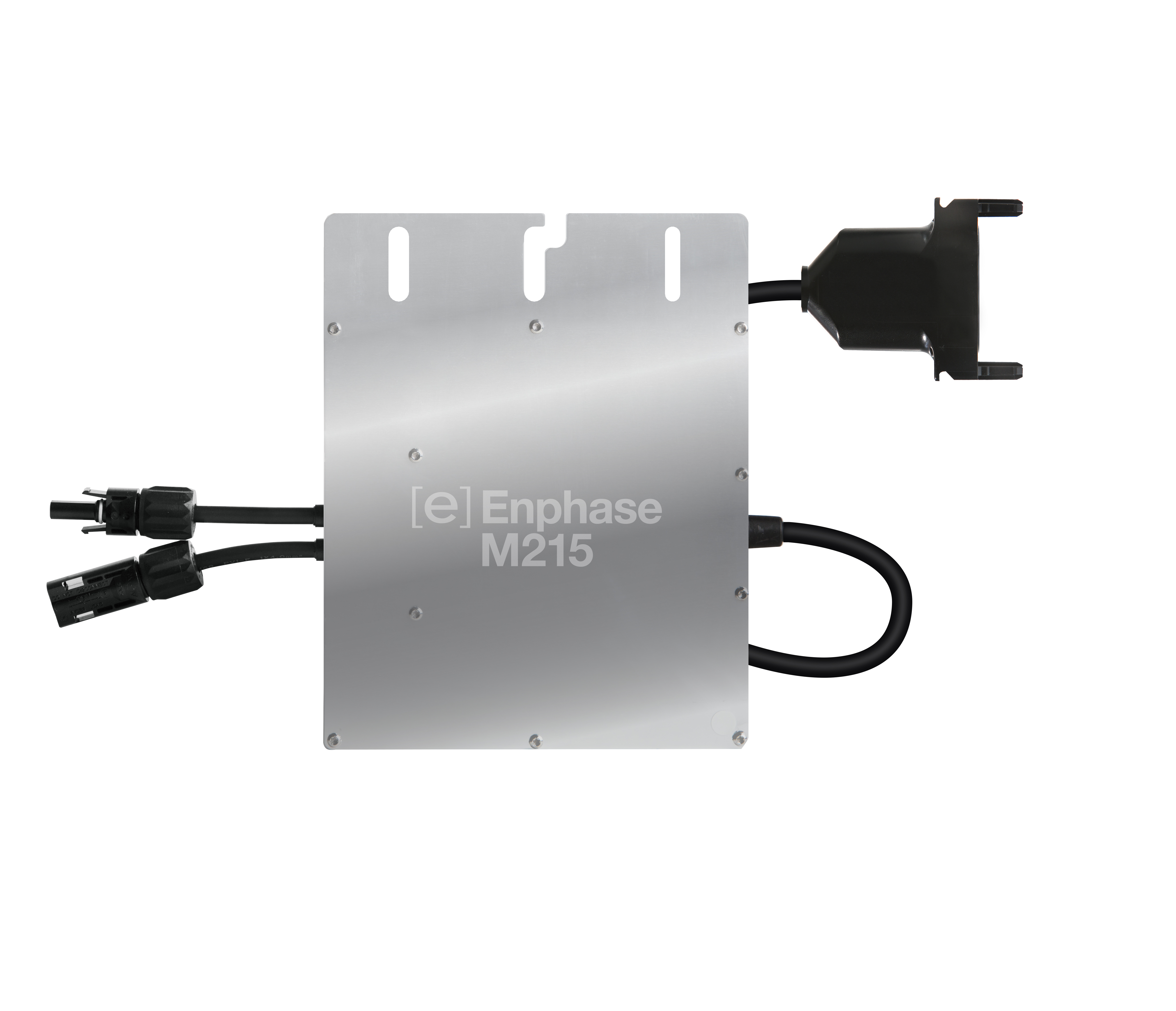 The Enphase System expands with new products, including the new M215 Microinverter with the labor and material savings feature Integrated Ground. (Photo: Business Wire)