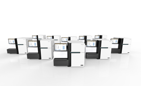 The HiSeq X™ Ten, composed of 10 HiSeq X Systems, is the first sequencing platform that breaks the $ ...