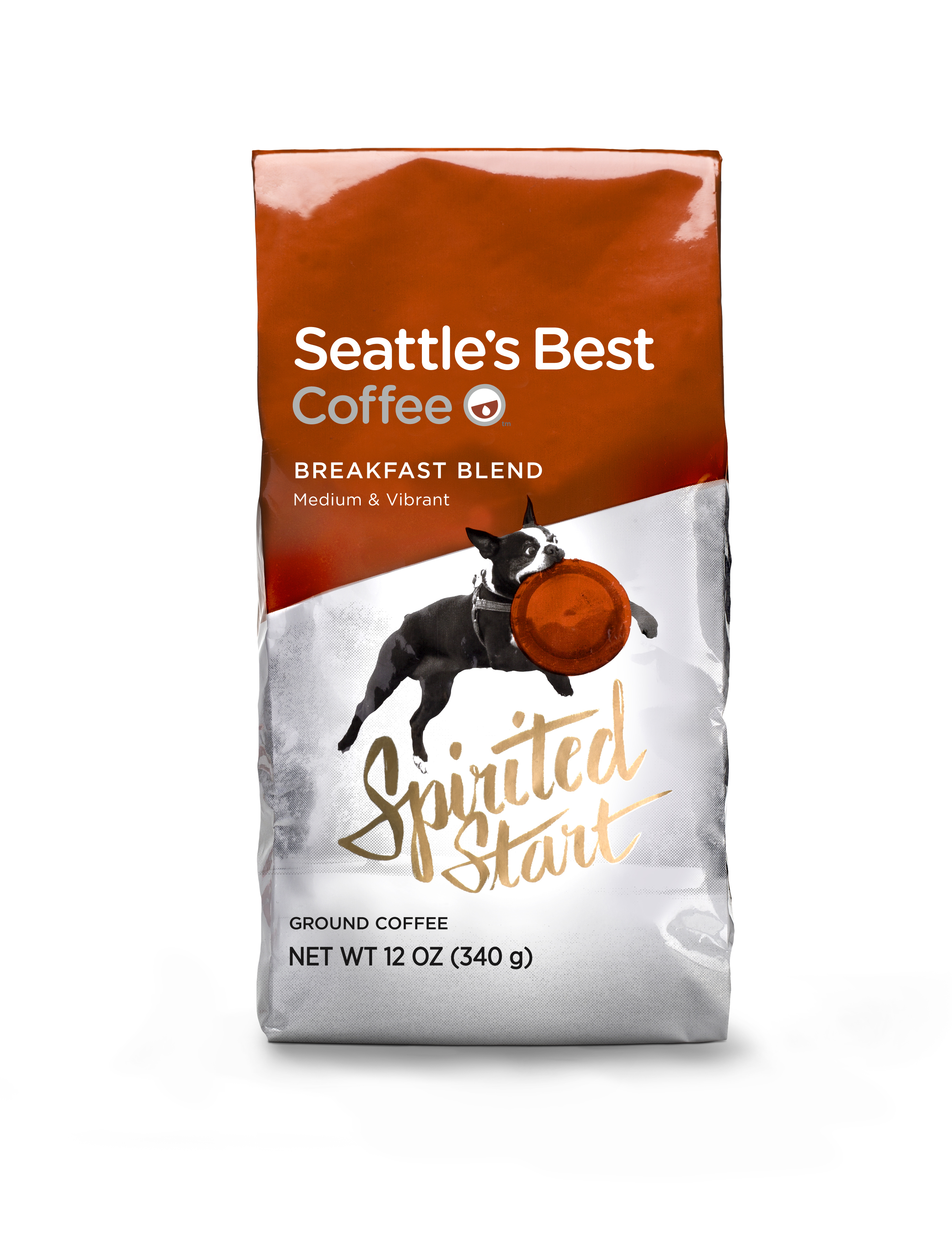 Seattle's Best Coffee is expanding its roast and ground lineup with a new Breakfast Blend. (Photo: Business Wire)