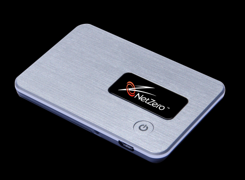 The new NetZero Hotspot (Photo: Business Wire)