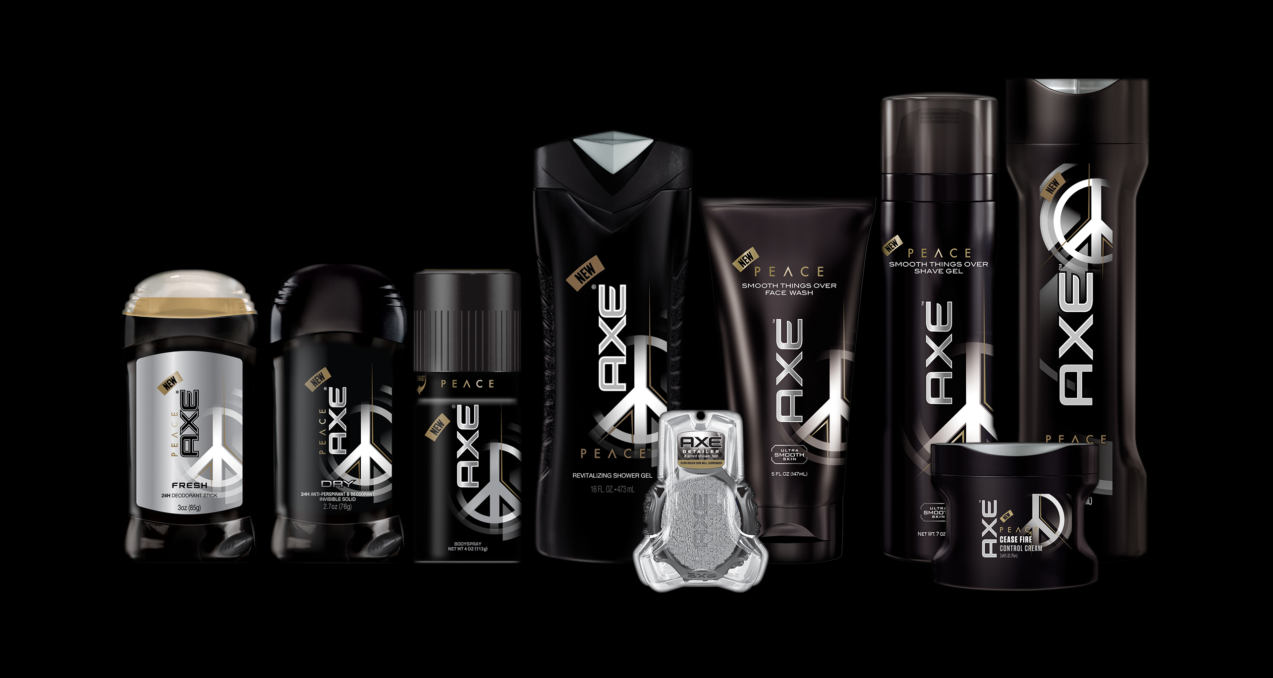 New Axe Peace Unites Guys And S To Create A Peaceful Change In The World One Kiss At Time Business Wire