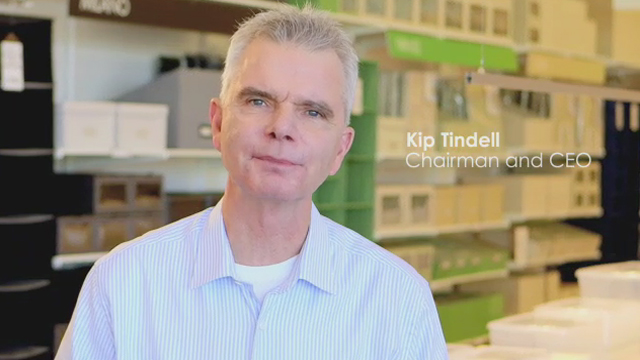 The Container Store's Chairman and CEO Kip Tindell on creating a business where everyone can thrive.