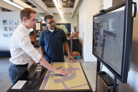 "Employees at Autodesk's San Francisco office. Autodesk was named to FORTUNE's 2014 list of ""100 Best ..."