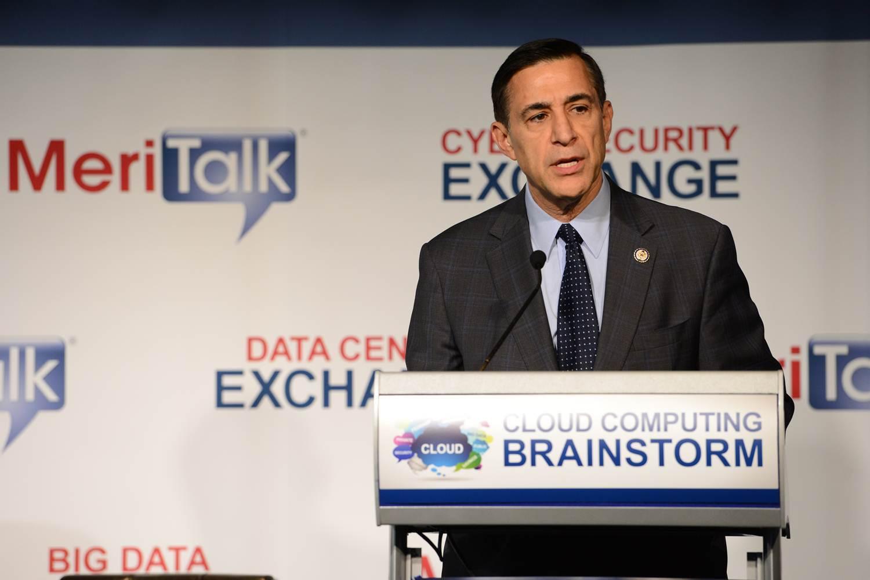 Congressman Issa (R-Ca.) (Photo: Business Wire)