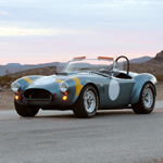 To celebrate the birth of the 289 Ford powered roadsters, Shelby American will offer 50 limited edition continuation (CSX7000) Shelby 289 50th Anniversary FIA Cobras (Photo: Business Wire)