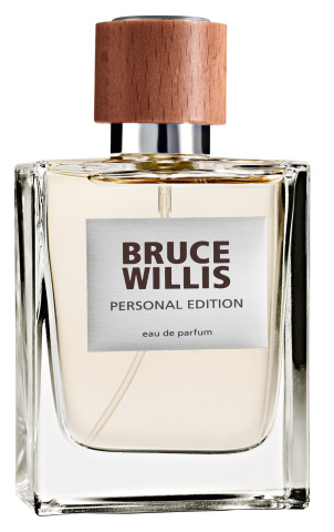 """LR Health & Beauty Systems, the international operating cosmetics manufacturer, is already launching Bruce Willis' third celebrity fragrance onto the market. With """"Bruce Willis Personal Edition"""", LR and the Hollywood star want to build on the success of the last two fragrance ranges of the international superstar. (Graphic: Business Wire)"""