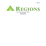 Regions Financial Corporation and Subsidiaries Financial Supplement to Fourth Quarter 2013 Earnings Release