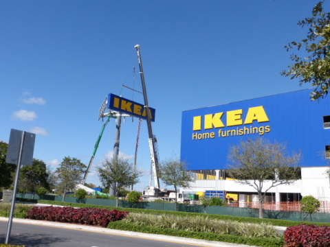 IKEA Seeking 350 to Join Swedish Family in Miami-Dade to Work in Store Opening Summer 2014 in Sweetwater, FL (Photo: Business Wire)