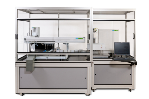 PerkinElmer introduces the JANUS(R) chemagic automated nucleic acid workstation that offers high thr ...