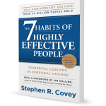 The 7 Habits of Highly Effective People 25th Anniversary Edition (Photo: Business Wire)