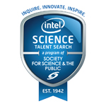 Intel Science Talent Search logo