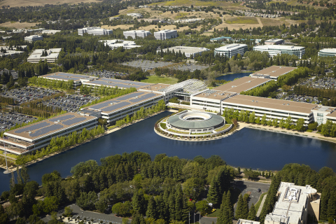 AT&T's iconic complex in San Ramon, designed by Skidmore, Owings & Merrill, was recently re-acquired by Sunset Development Company/Bishop Ranch. (Photo: Business Wire)