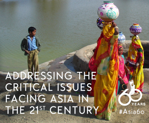 """According to The Asia Foundation, Asia's economic success obscures the critical issues and challenges affecting the region. These include persistent poverty, growing income inequality, widespread corruption, gender discrimination, environmental threats, and deadly religious and ethnic conflicts. David D. Arnold, Asia Foundation president said:  """"Left unaddressed, these problems threaten to reverse Asia's economic gains and undermine its future growth and development."""" (Photo: Business Wire)"""