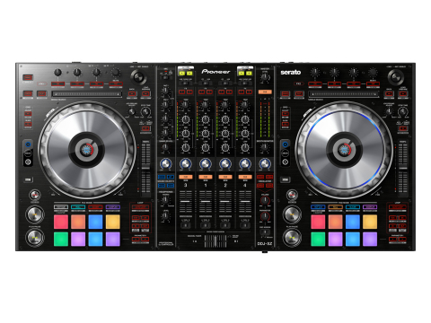 Pioneer DDJ-SZ Serato DJ compatible controller (Photo: Business Wire)