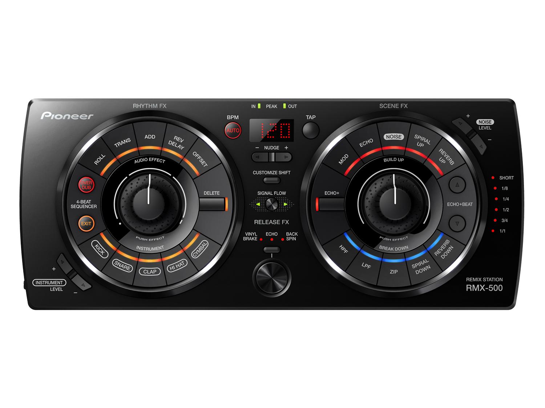 Pioneer DJ REMIX-STATION 500 (Photo: Business Wire)