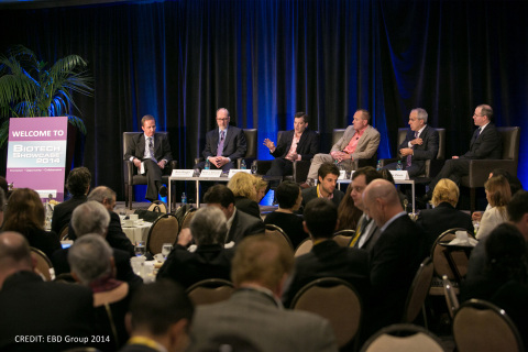 Over 1,700 delegates attend Biotech Showcase 2014 investor conference in San Francisco (Photo: Business Wire)