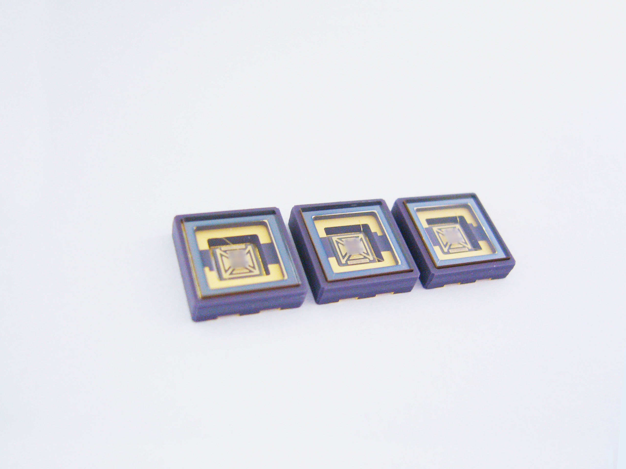 NIKKISO Deep UV LED Package (Photo: Business Wire)