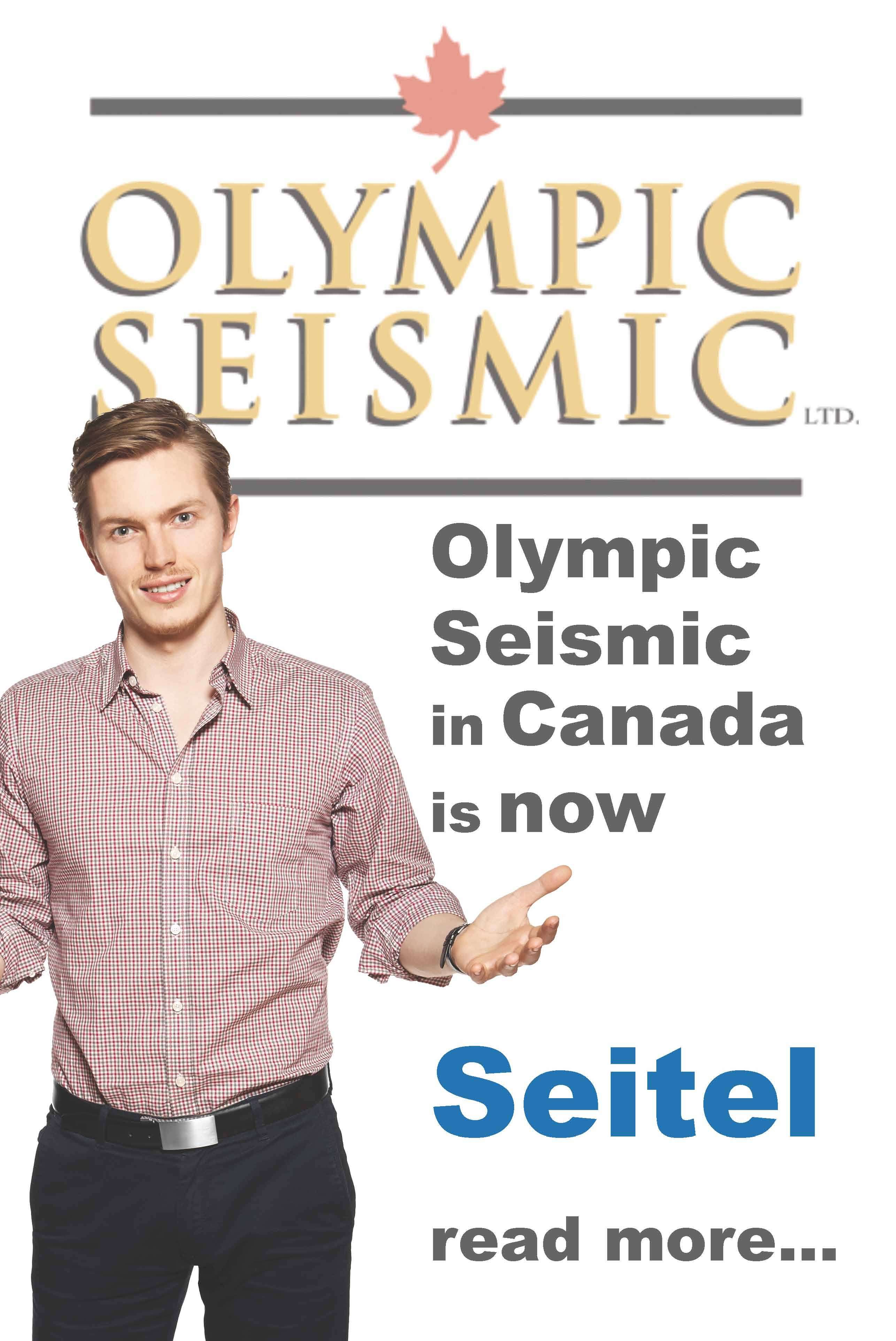 Olympic Seismic Ltd  Announces Company Name Change to Seitel Canada