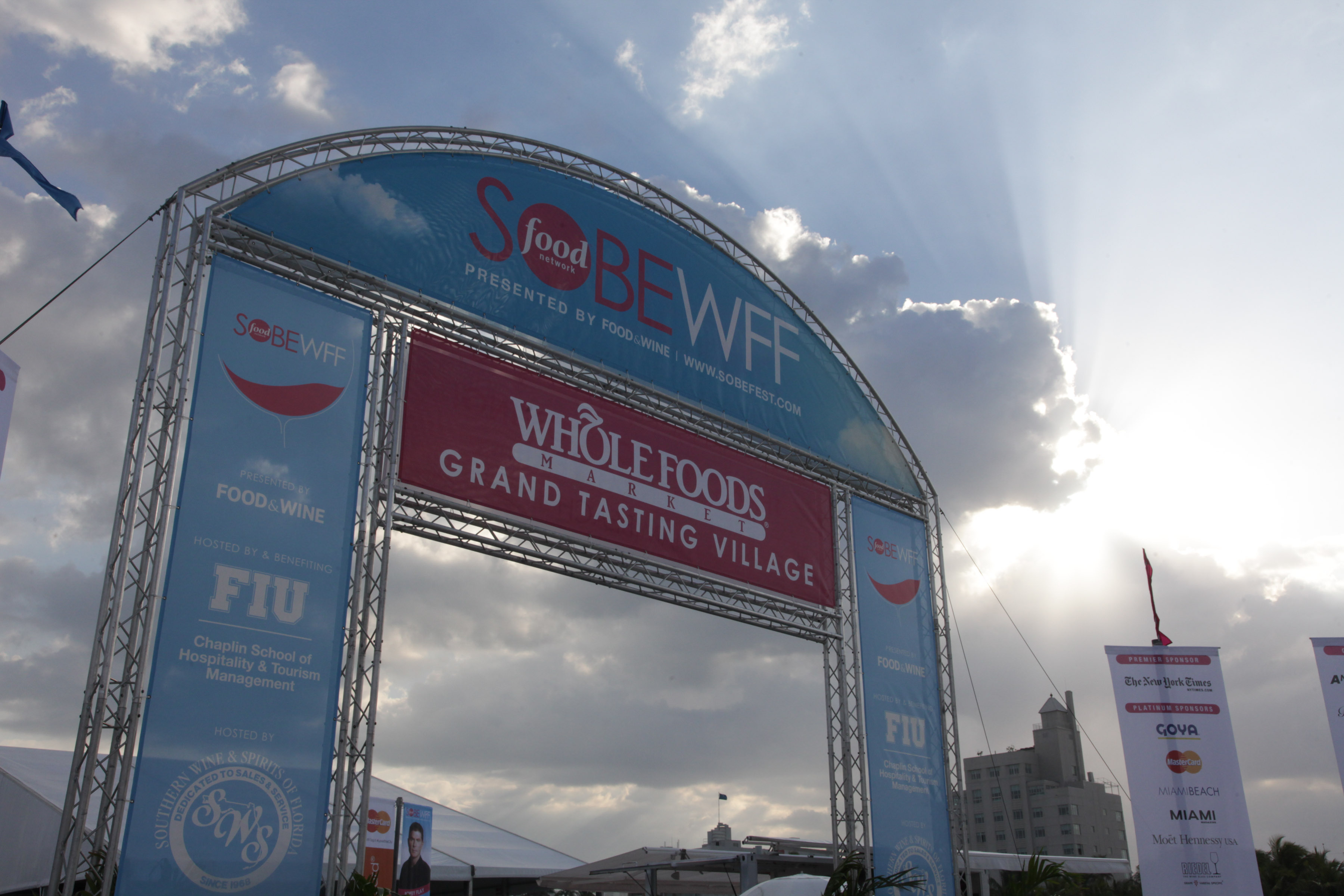 13th annual Food Network South Beach Wine & Food Festival presented by FOOD & WINE Feb. 20-23 (Photo: Business Wire)