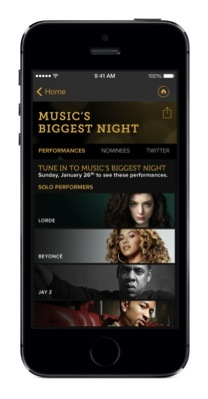 Fans Can Track Performances, Winners and SoundHound the Live Broadcast (Photo: Business Wire)