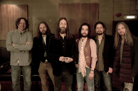 The Black Crowes will headline Big Brothers Big Sisters of Massachusetts Bay's 2014 Big Night on Saturday, February 8 at the House of Blues, Boston, Mass. Visit the organization's website to find more information on how to become a Big Brother and to discover how you can help nearly 800 Boston-area youth who are waiting for a mentor. Photo credit: The Black Crowes (Photo: Business Wire)
