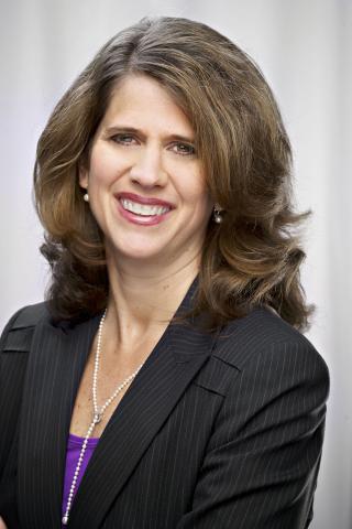 Kim Laughton, president of Schwab Charitable. (Photo: Business Wire)