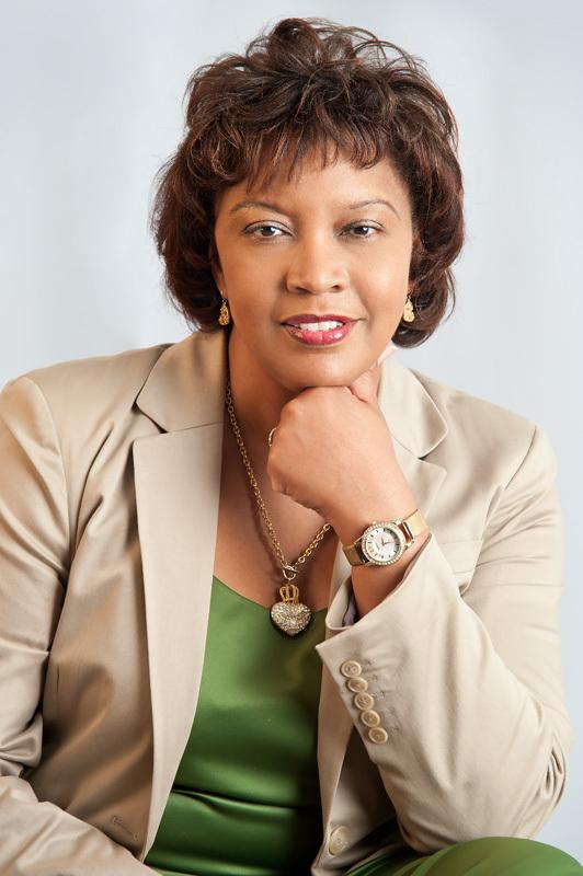 Bernadette Morris, Black PR Wire (Photo: Business Wire)