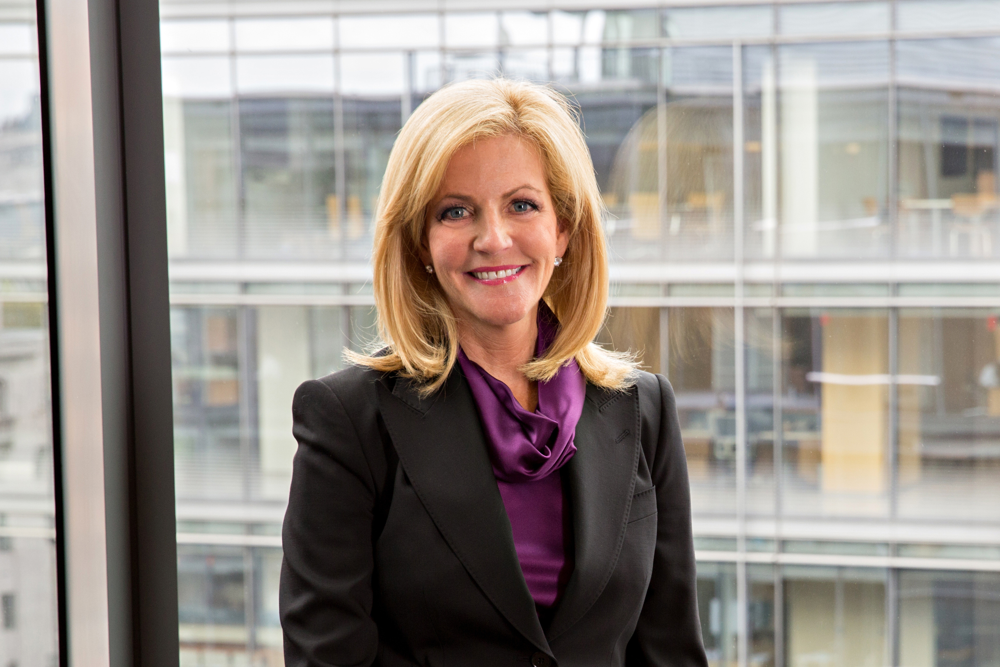 Linda Gallagher is a managing director at Promontory and global head of its consumer-protection practice. (Photo: Business Wire)
