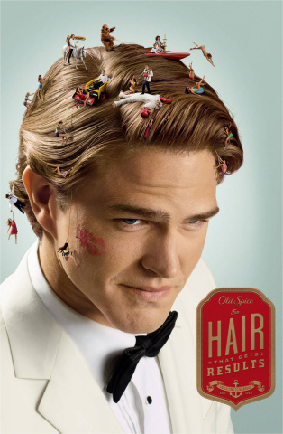Old Spice Hair That Gets Results (Photo: Business Wire)