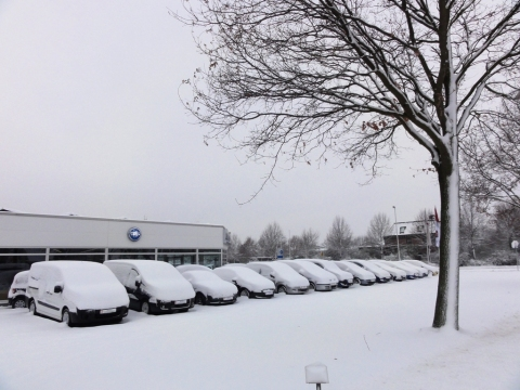 Get ready and prepared for the restart of winter, and keep mobile with winter tyres. Winter tyres can be comfortably purchased online at oponytanio.pl. Source: Delticom AG, Hanover, Photo by GJPMD