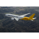 Southern Air and DHL Boeing 777 aircraft. (Photo: Business Wire)