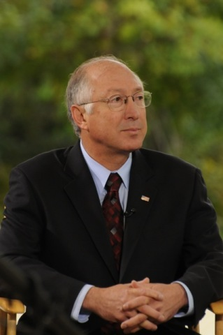 NAPE EXPO(R) 2014 Announces Ken Salazar, Former Secretary of the Interior, as Business Conference Keynote Speaker (Photo: Business Wire)