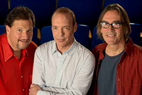 Creative leaders of Formosa Music Group are Bill Abbott, Kenneth Karman and Leigh Kotkin. (Photo: Business Wire)