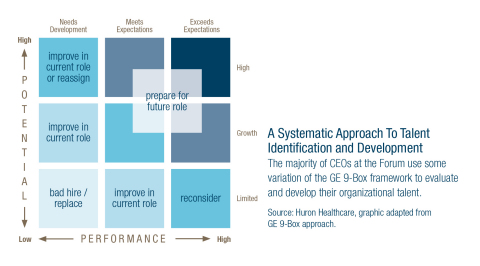 A systematic approach to talent identification and development. (Graphic: Business Wire)