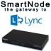 SmartNode makes non-qualified system elements interoperable with Lync. (Photo: Business Wire)