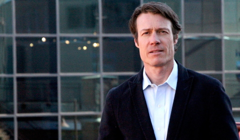 CEO of sovrn Holdings Inc., Walter Knapp (Photo: Business Wire)