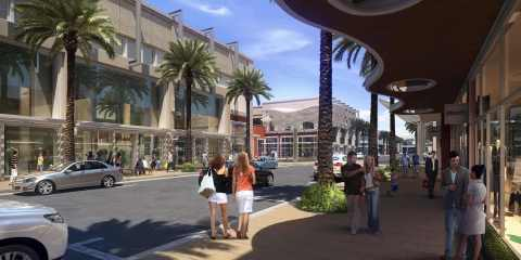 Main Street at The Shops at Summerlin (Photo: Business Wire)