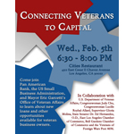 Connecting Veterans to Capital (Graphic: Business Wire)