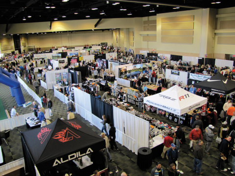 Tinley Park Location and Amenities Helps Golf Expo Grow (Photo: Business Wire)