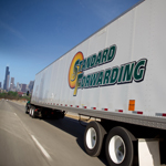 "Standard Forwarding has earned ""partner-level"" status in John Deere's Achieving Excellence supplier recognition program and was named Great Lakes/ Midwest LTL Carrier of the Year (2013). (Photo: Business Wire)"
