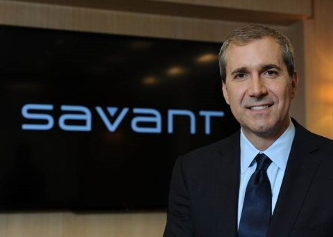 William J. Lynch, former CEO of Barnes & Noble, was today announced as CEO of Savant Systems, LLC, a leader in smart home products and technology. (Photo: Business Wire)