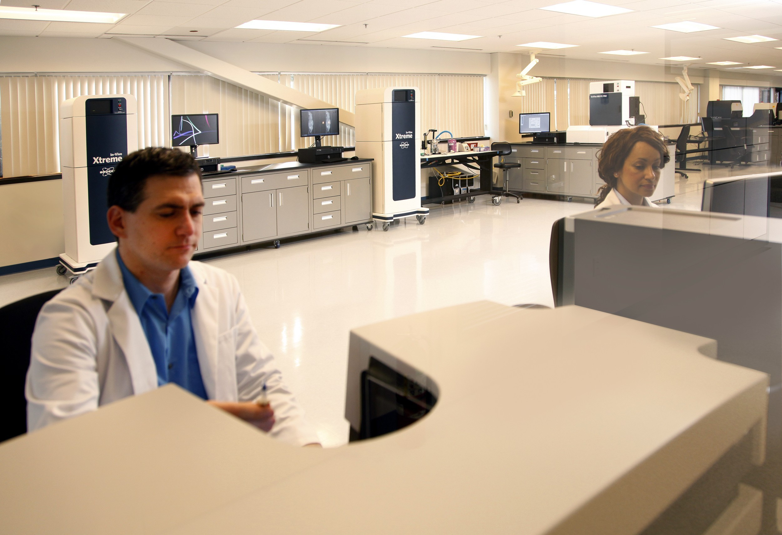 Bruker's new preclinical imaging Center of Excellence in Billerica, Massachusetts (Photo: Business Wire)