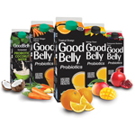 GoodBelly Offers Free Probiotic Drinks to Cruise Passengers Looking to Beat the Boat Belly Blues (Photo: Business Wire)